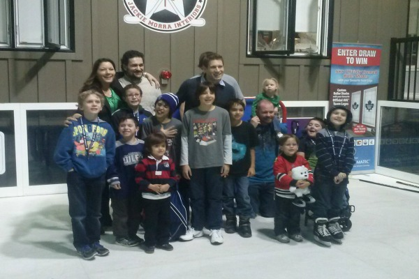 giving-back-event-hockey-fan-cave