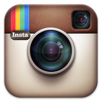 Instagram logo for website