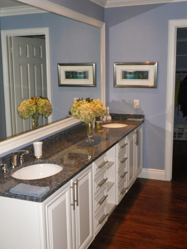master bathroom double sink design